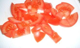 Салат рыбно овощной