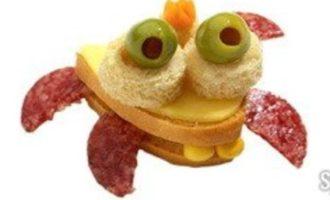 Витаминный бутерброд