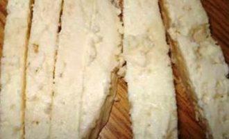 Пальчики с сыром