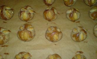Mиндальное печенье