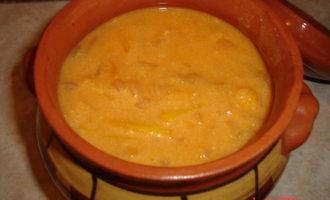 Пельмени с печенью в соусе
