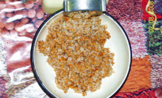 Зразы из лисичек под сметанно-сливочным соусом