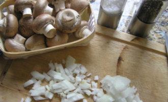 Запечённые свиные кусочки шейного карбонада в французской горчице.