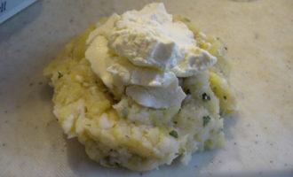 Рыбно-картофельные крокеты