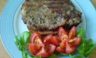 Мясо фламбированное