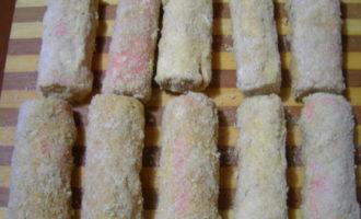 Крабовые палочки по-донбасски