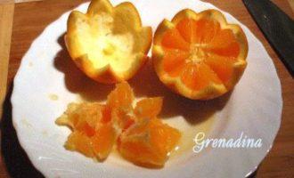 Фаршированный апельсин