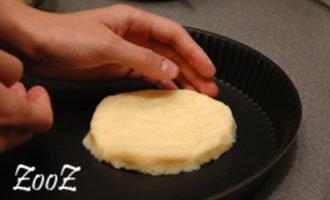 Картофельная горка с сюрпризом