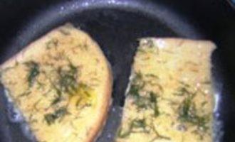 Закуска с бакладжанами