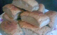 Гречневые пирожки с кислой капустой и изюмом (сытные и постные)