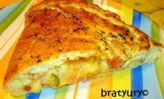 Pizza panzerotto, она же пицца кальцоне