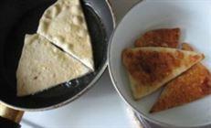 Домашние лепешки(замена хлеба)
