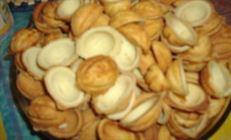 """Пирожное """"орешки"""""""