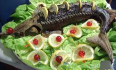 Рыба по-праздничному.