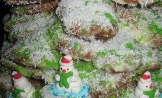 "Торт ""новогодняя ёлка""(вариант)"