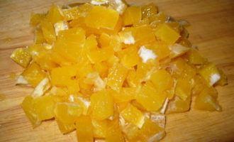 """Конфетюр """" запах лета"""" из яблок и апельсина"""