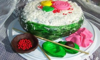 Торт*суши*