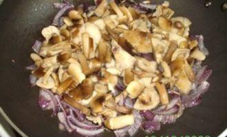 Маффины гречневые с грибами
