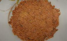 """Салат из печени трески """" аппетитный"""""""
