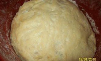 Пирог с рыбным филе