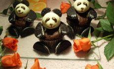 "Маффины ""панда"""