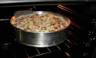Почти эльзасский пирог (вариант)