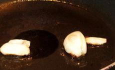 """Салат с тунцом и креветками """"белые лилии"""""""