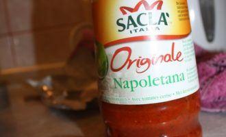 Спагетти с итальянской заправкой