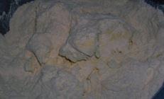 Сырные мини-пышечки