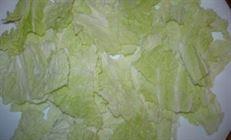 Салат «цезарь» с беконом
