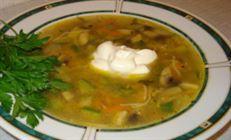 Суп лапша с овощами -2