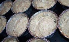 Ореховые кексы,кап кейки (без муки) -вариант!!!