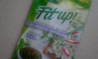 """Салат творожный """"fit up!"""""""