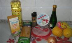 Спаггети с лимоном и маскарпоне