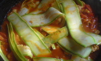 Паста red hot chili