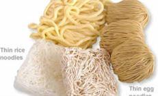 Жаренная лапша с креветками и овощами / egg noodles with shrimps and vegetable / мой вариант
