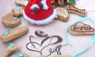 Печенье на огуречном рассоле (без яиц)