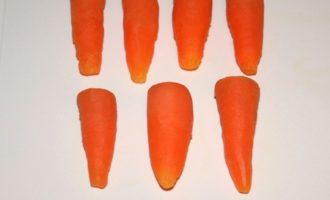 """Слойки """"морковки"""""""