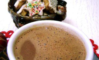 Горячий пряный карамельный шоколад. оленьке-fanny.
