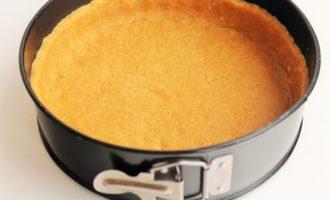 Пряный пирог с хурмой