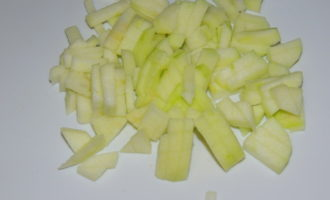 Яблочные маффины