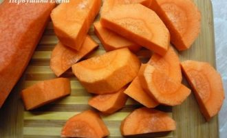 Морковь по-фламандски (сладкий вариант)
