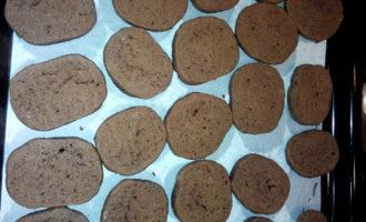 Шоколадное печенье с кокосовым кремом + горячий шоколад с корицей и апельсином