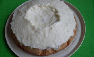 Торт зимняя мелодия