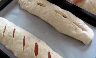 Вкусная пицца-рулет «стромболи»